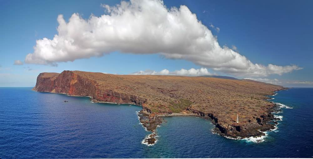 Isla de Lanai, Hawaii