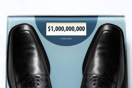 DIEZ cosas que podrías comprar si tuvieras en tú cuenta ¡MIL MILLONES de dólares!