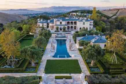 Ultra lujoso mega complejo de Thomas Tull en Thousand Oaks, California a la venta por $85 millones