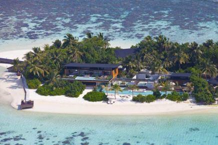 Pasar una noche en esta ultra exclusiva isla privada de las Maldivas te costará $45.000 ¡Aquí te decimos por qué!
