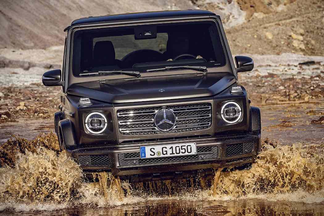 Mercedes G-Class 2019: Más grande y más lujoso que nunca