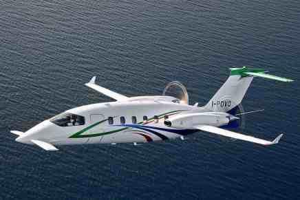 Piaggio Aerospace: P.180 Avanti EVO