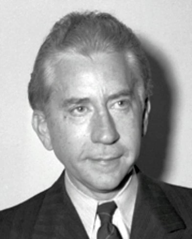 Magnate Jean Paul Getty