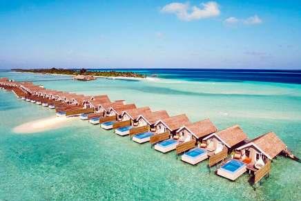 LUX* Maldives Resort en South Ari, Maldivas