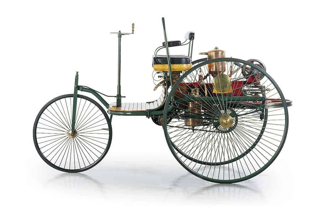 Benz Patent Motorwagen (1886 – 1893)