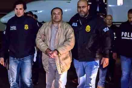 """El capo de la droga Joaquín """"El Chapo"""" Guzmán tenía más aviones que la aerolínea más grande de México"""