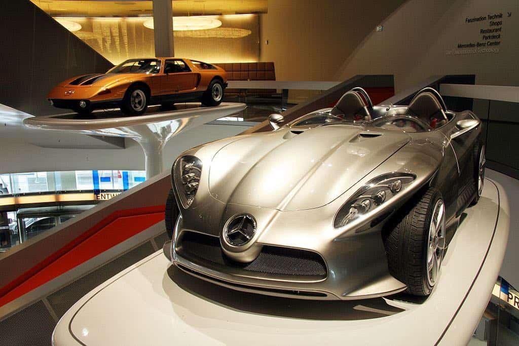 Estos son los 10 autos Mercedes-Benz más hermosos e icónicos de la historia