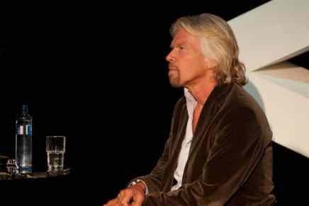 Para el multimillonario Sir Richard Branson el éxito va más allá del dinero