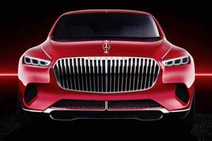 Vision Mercedes-Maybach, lo último en lujo alemán | Vídeo