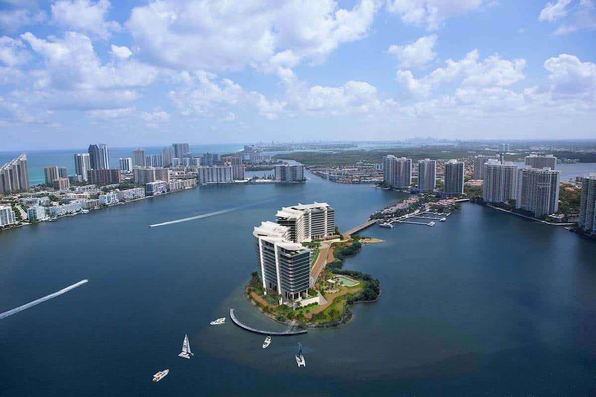 Privé at Island Estates en Miami: Lista para que sus dueños se muden