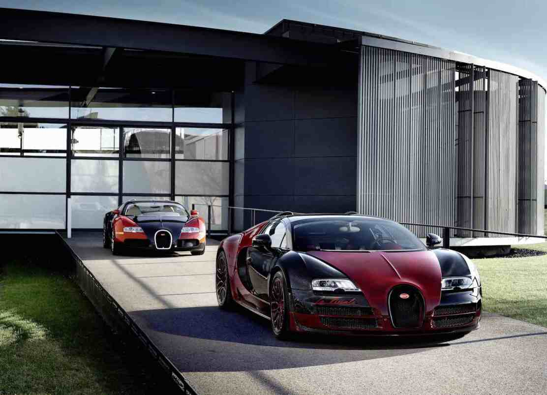 """Vea este vídeo de la fabricación del último Bugatti Veyron """"La Finale"""""""