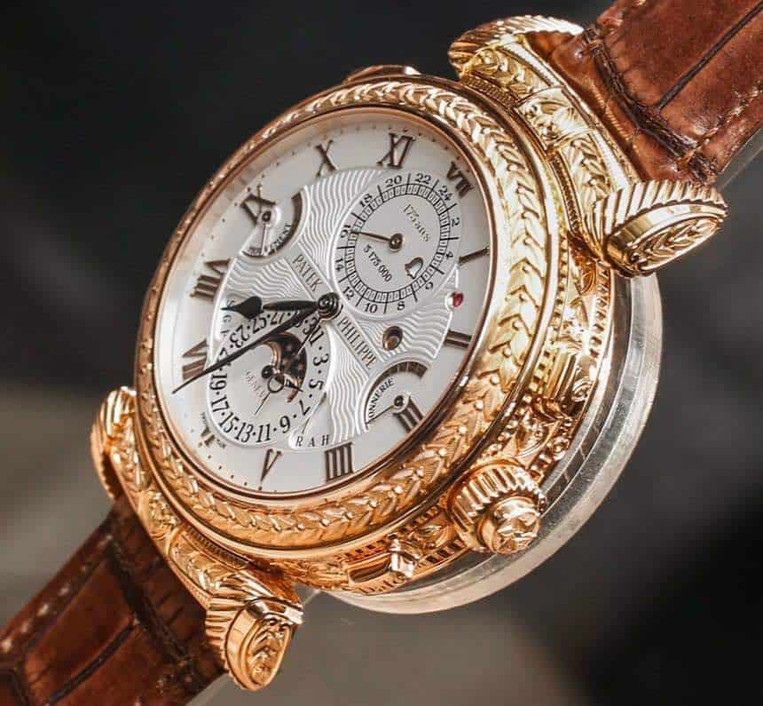 The Grandmaster Chime de Patek Philippe