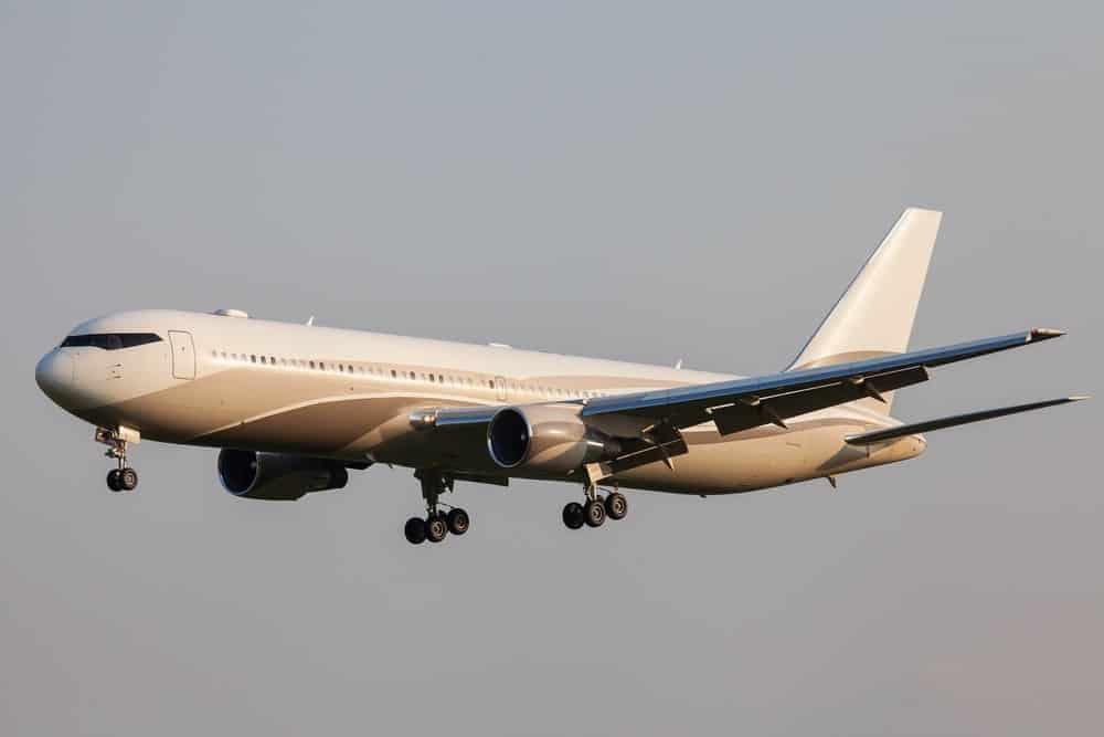Avión privado de Roman Abramovich