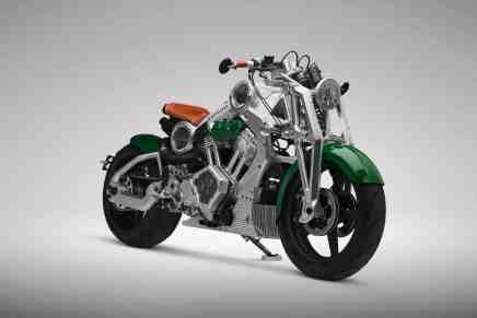 ¡Dejando atrás el pasado! Curtiss Motorcycles dice adiós a la Warhawk con esta Limited Edition