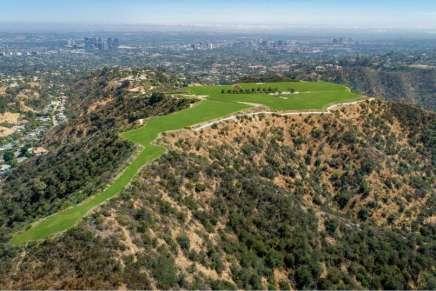 ¿Sueñas con un castillo en una colina?  Tal vez esta mega propiedad en Beverly Hills de $1.000 MILLONES es para ti