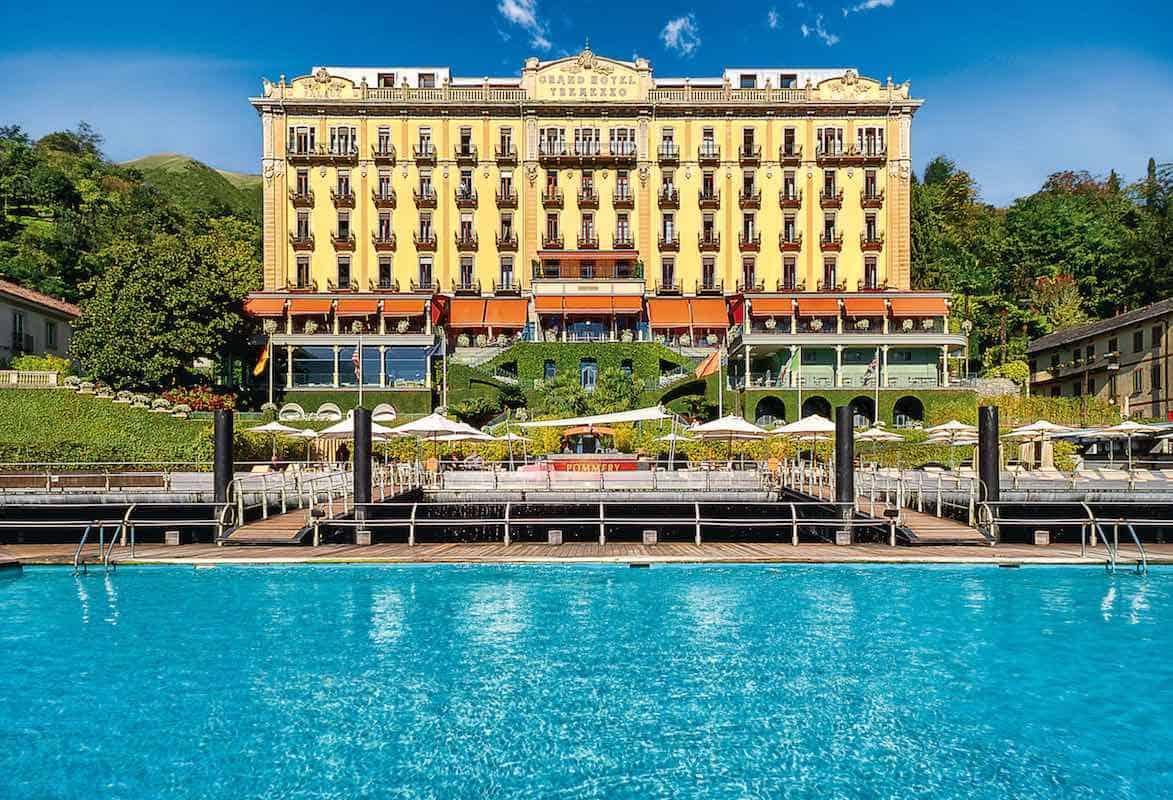 Grand hotel tremezzo italia for Grand hotel de paris madrid