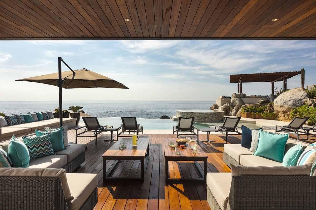 Las mejores casas con espacios al aire libre de Inspirato Collection