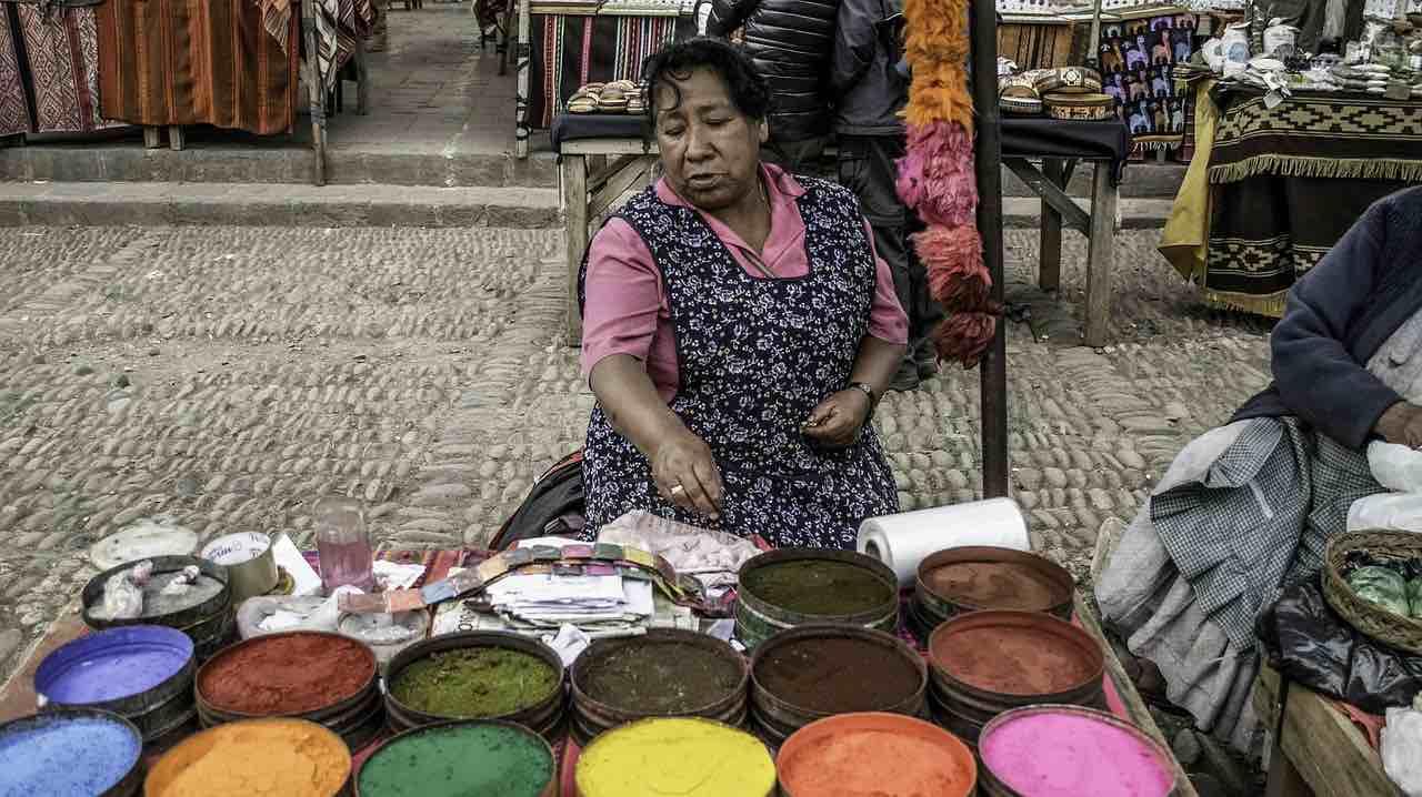 Comida, LIMA, Perú