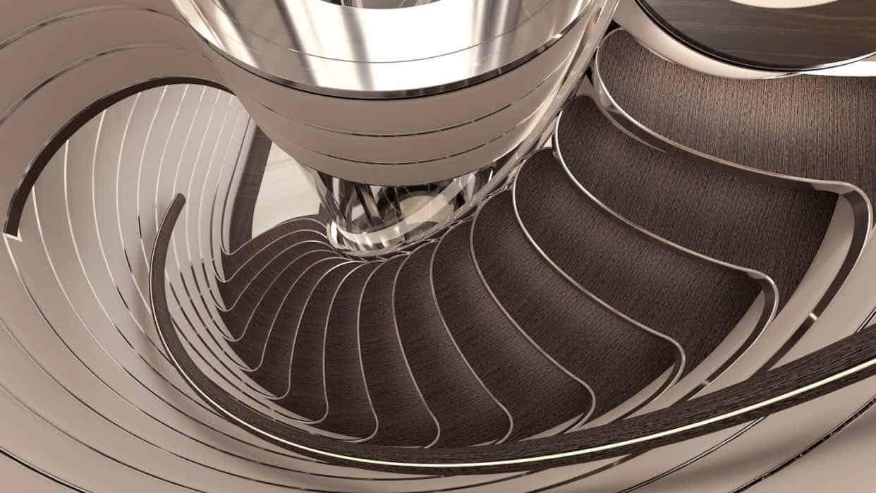 Heesen revela detalles del lujoso mega yate de 262 pies, Project Cosmos