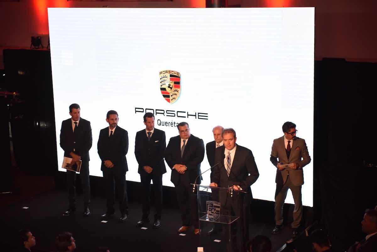 Porsche Centre Querétaro abre sus puertas