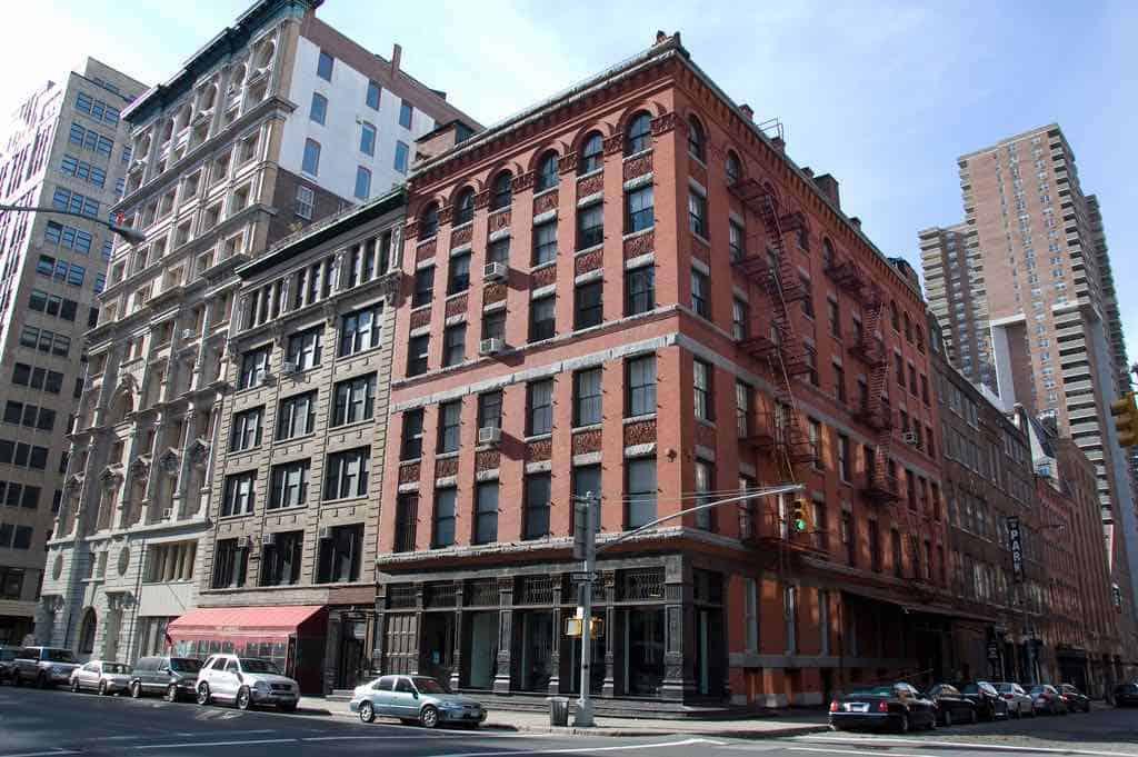 Tribeca, Nueva York - Código ZIP 10013