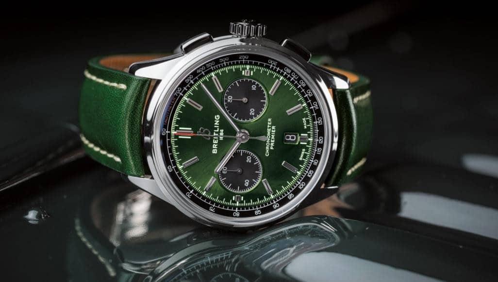 Breitling y Bentley renuevan su asociación con un nuevo cronógrafo de edición especial