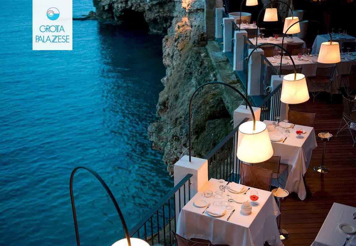 Grotta Palazzese: El restaurante más romántico del mundo está escondido en una cueva