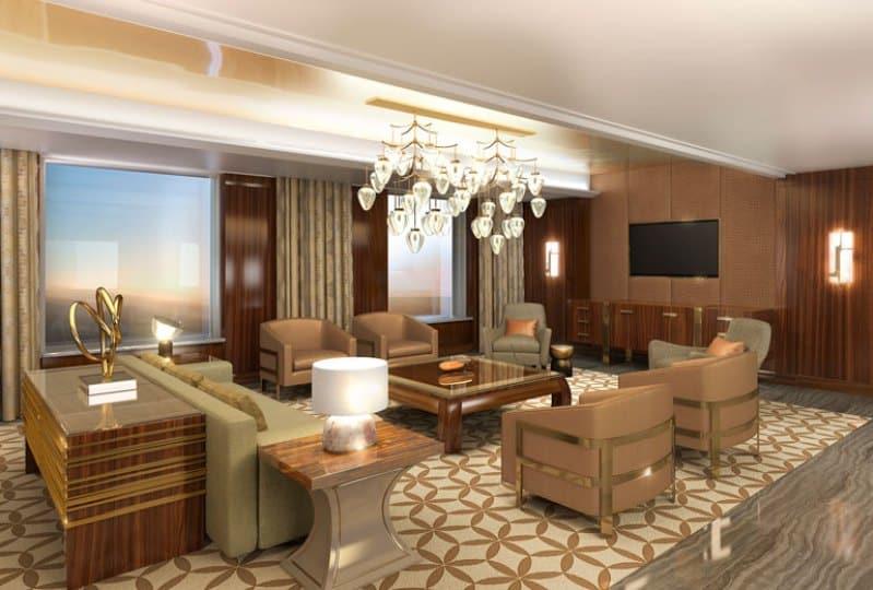 St. Regis Macao, el hotel más lujoso en la capital del juego de Asia y el más grande del mundo entre los St. Regis