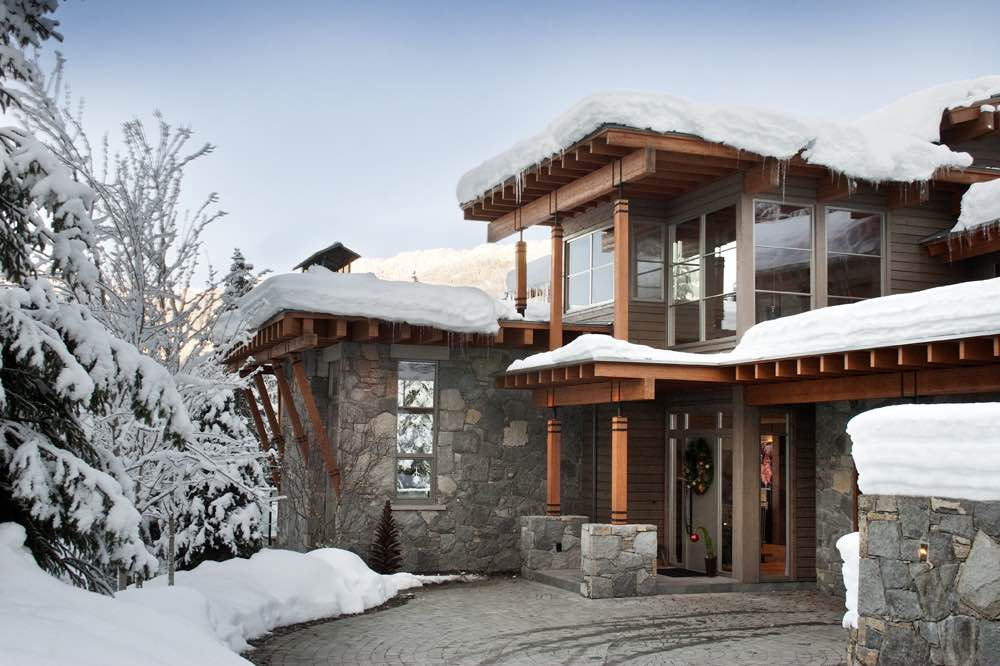Inspirato: Chalet en Blanc – Whistler, British Columbia