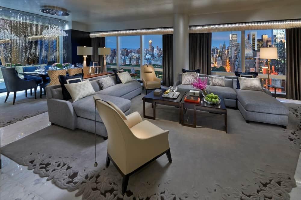 Suite 5000 en el Mandarin Oriental, Ciudad de Nueva York