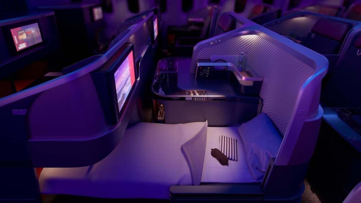 PriestmanGoode presenta la nuevas cabinas para los aviones de LATAM Airlines