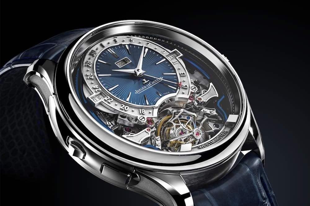 Master Grande Tradition Gyrotourbillon Westminster Perpétuel, el nuevo reloj de Jaeger-LeCoultre no tiene una sino tres complicaciones