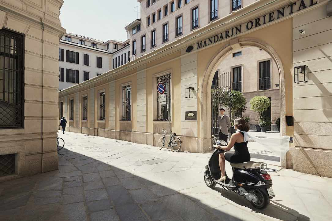 Admira las obras maestras del Leonardo Da Vinci con Mandarin Oriental, Milán