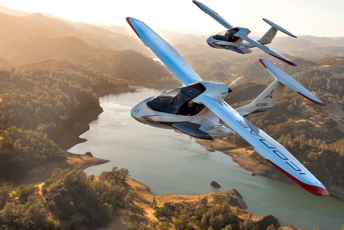 ICON 'A5' de Icon Aircraft