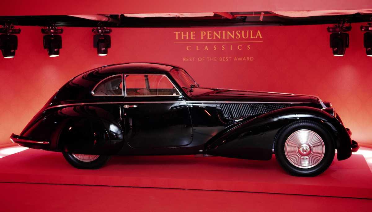 El Alfa Romeo 8C 2900B Berlinetta 1937 es nombrado el automóvil más prestigioso del mundo