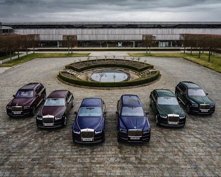 No creerás la razón por la que este multimillonario acaba de pagar €3 millones en la compra de SEIS Rolls-Royces