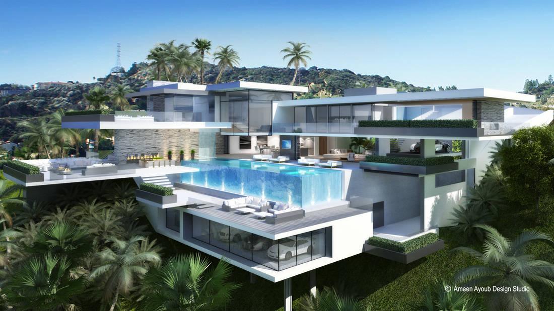 Ameen Ayoub Design Studio Cre 243 Dos Ultra Modernos Dise 241 Os