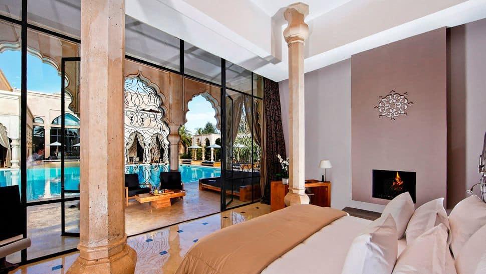 """Entra al ultra lujoso y sublime """"Royal Palais Namaskar"""" en Marrakech"""