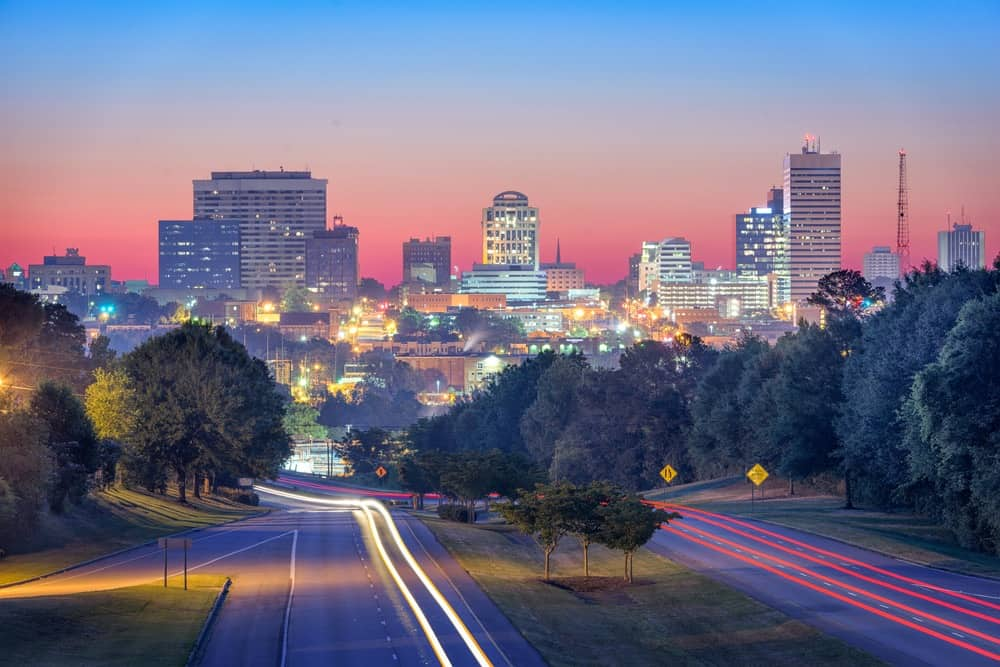 Columbia, Carolina del Sur