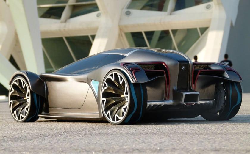 BMW i9, un mega concepto diseñado por Carlos Aliaga Pastor