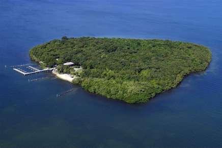 Pumpkin Key: Ultra exclusiva isla privada de 26 ACRES en los Cayos de la Florida ahora a la venta por $95 millones
