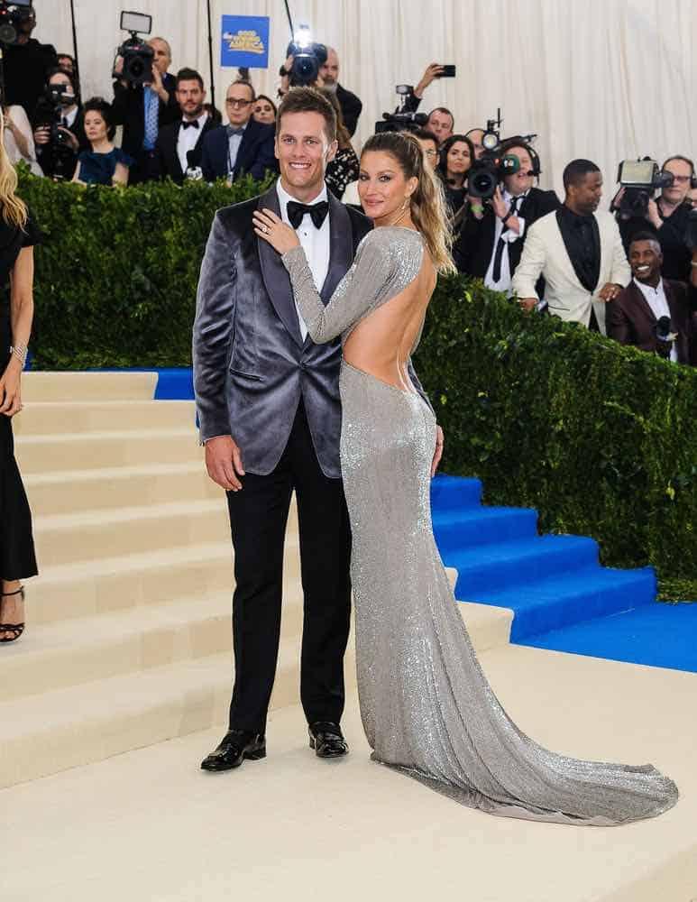 Tom Brady y Gisele Bündchen