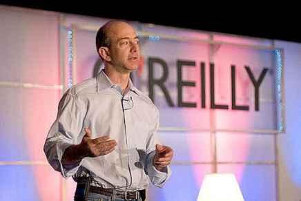 Cinco aspectos que podemos aprender del multimillonario Jeff Bezos
