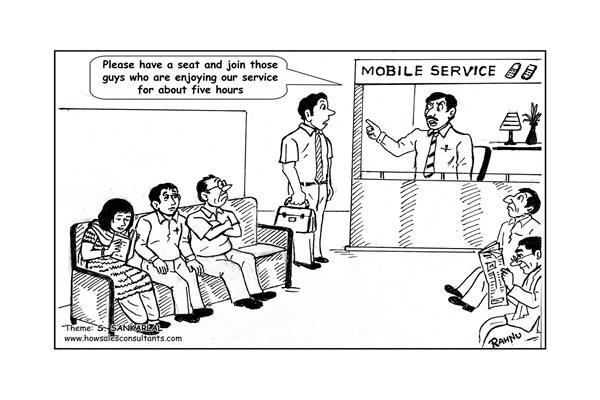 Good customer service matters « Megaspiration