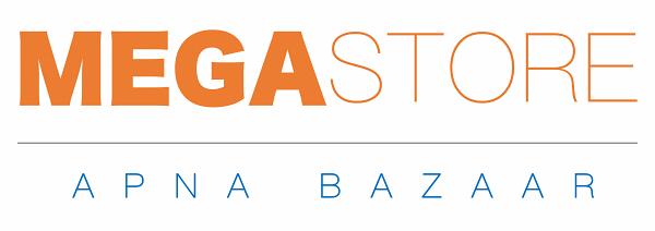 MEGASTORE Logo