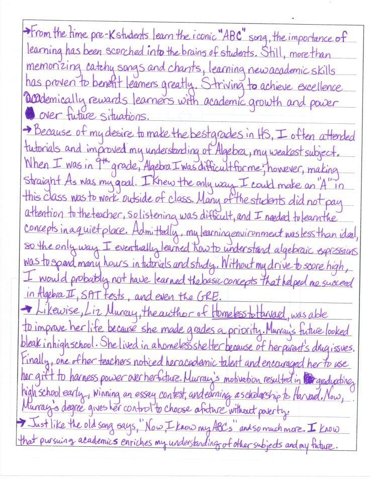 Definition Of A Essay English I Definition Essay Mrs Strawn S