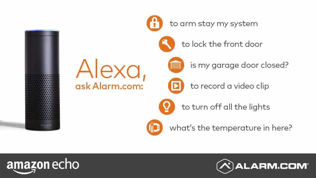 Alexa and your alarm