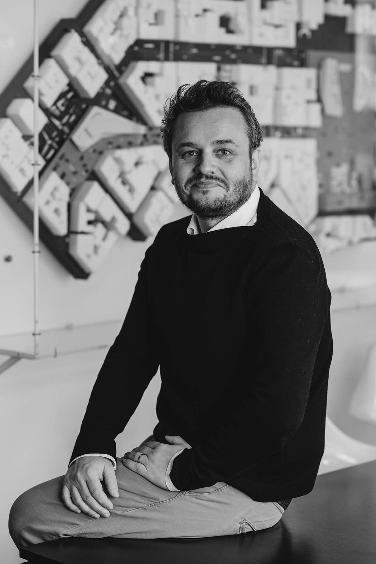 DANIEL HORA MEGATABS architekten