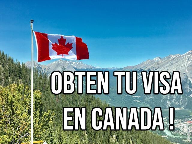 Obtener Visa en Canada