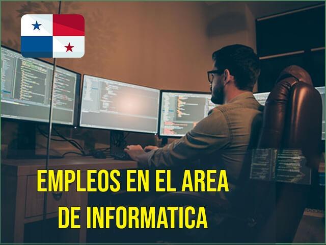 Empleos en Informatica